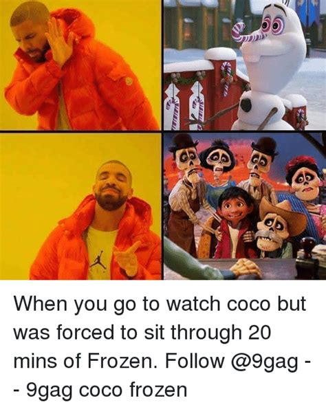 coco and frozen 25 best memes about frozen frozen memes