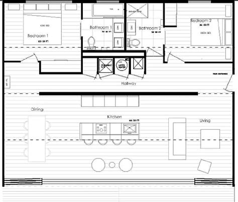 Box House Plans by Container Home Floor Plan Iq Hause Christopher Bord