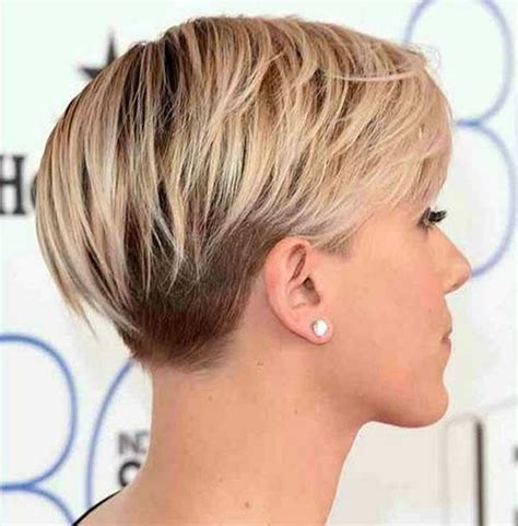 top 10 bob hairstyles back views for fashion conscious undercut bob hairstyles back view undercut short blunt