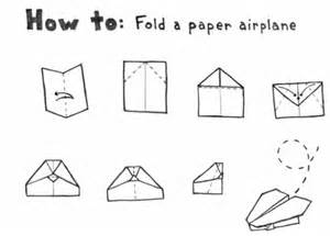 How To Fold A Paper Airplane For Distance - baerodrom javniservis me