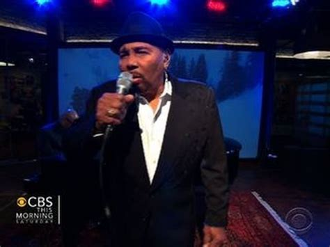 Kak Sog 1 aaron neville performs quot the song quot on saturday