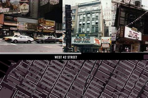 Nyc Property Record Stroll Through Gritty 80s Nyc With This Interactive Map Midtown New York Dnainfo