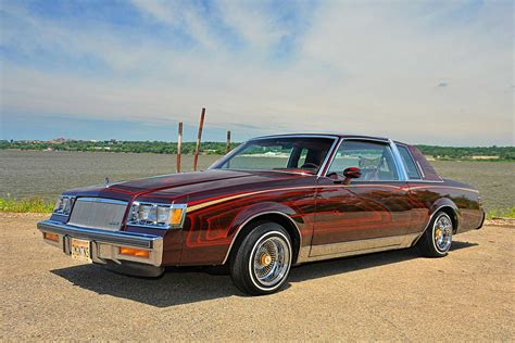 1985 buick regal limited phase one