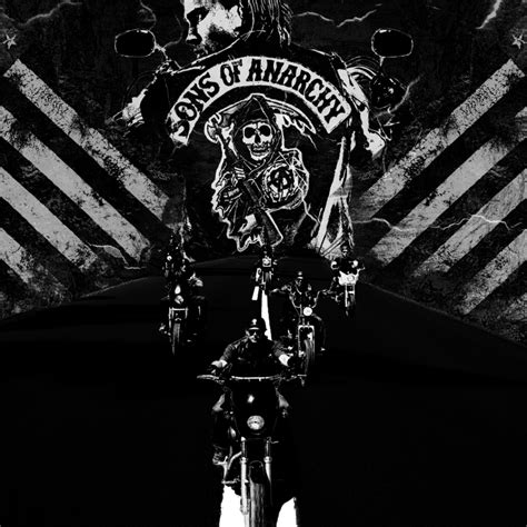 sons  anarchy iphone wallpaper gallery