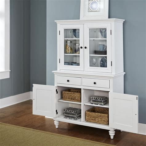 white kitchen hutch cabinet sideboards stunning white dining hutch buffet hutch