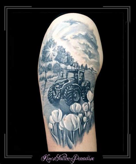 tattoo arm zon wolken kim s tattoo paradise