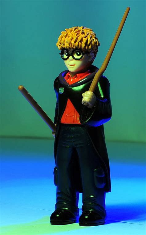 swing wizard harry potter and the cheap knock off dollar store toy box