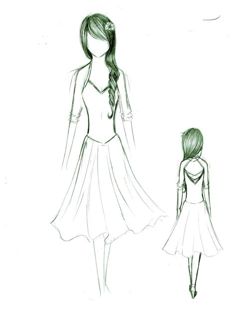 how to design a dress dress design 2 by y choi10 on deviantart