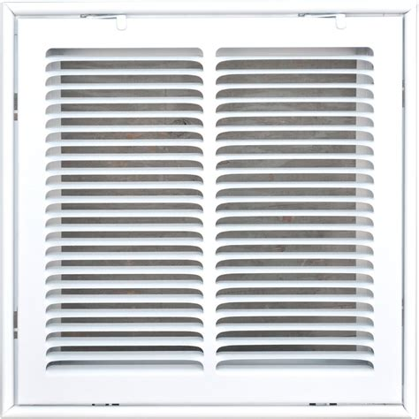 Vent Covers Home Depot by Speedi Grille 12 In X 12 In Filter Grille Return Air