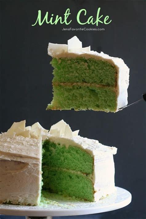 moist mint cake favesouthernrecipescom