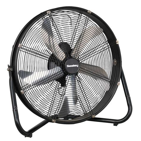 high velocity floor fan sealey 20 quot industrial high velocity floor fan