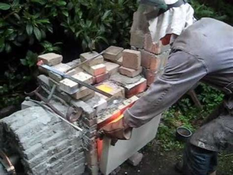 backyard casting 17 best images about metal work on pinterest homemade blacksmith coal and backyards