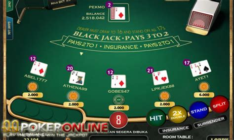 panduan blackjack agen judi poker  uang aslibandar domino ceme kiu kiu