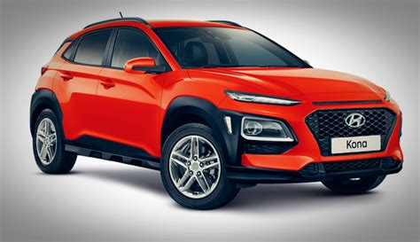 hyundai kona rumors review suv