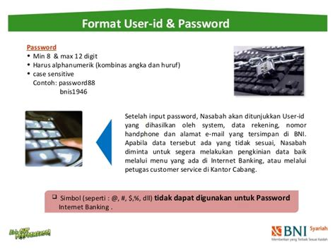 format sms banking bank bni syariah pelatihan dana syariah 2014