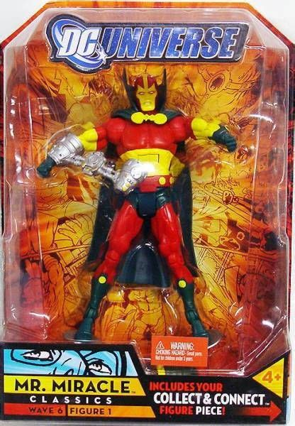 dc universe wave 6 mr miracle