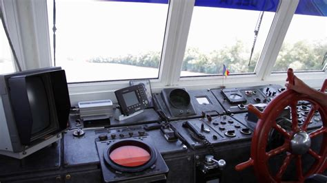 small boat navigation equipment navigation equipment ship cruise bridge captain