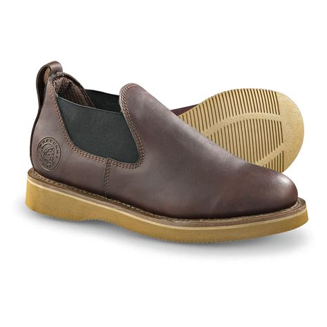 s western chief 174 romeos brown 137903 casual shoes