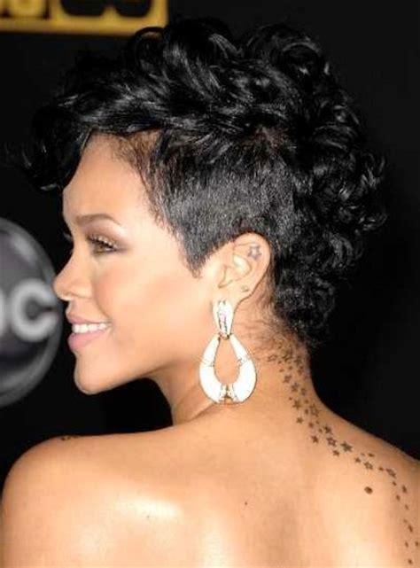 black hairstyles rihanna 3 rihanna curly hairstyles popular haircuts