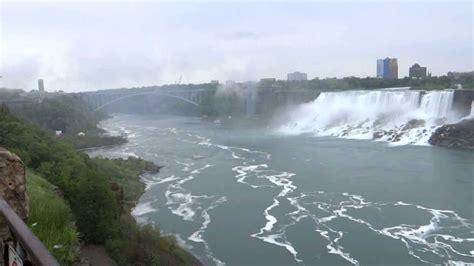 niagara falls boat tour from usa niagara falls on usa canada border including maid of