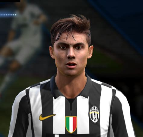 dybala tattoo pes 2016 paolo dybala juventus face and hair pes 2013 by ausa92