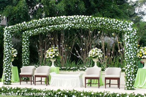 Wedding Garden Di Jakarta by Resepsi Pernikahan Outdoor Sederhana Tapi Unik Di Jakarta