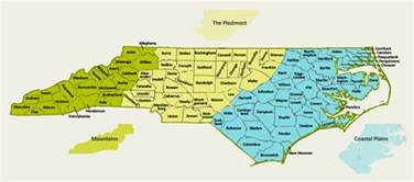 carolina regions map carolina geographical boundaries and regions