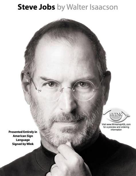biography of steve jobs in malayalam asl steve jobs biography deaf network of texas