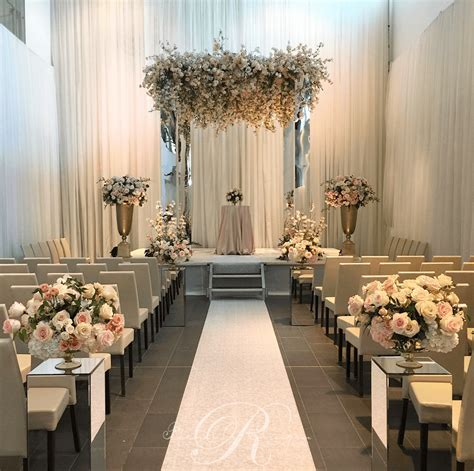 Ceremonies   Wedding Decor Toronto Rachel A. Clingen