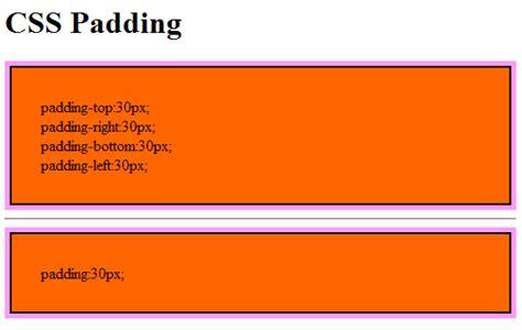 tutorial css padding borders margins and padding css tutorial webucator