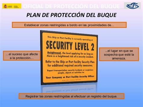ship security plan ism curso isps 5 ship security plan
