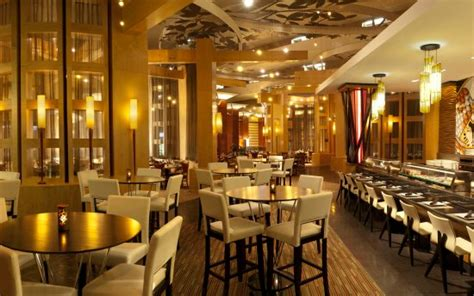 Las Vegas Restaurants With Dining Rooms by