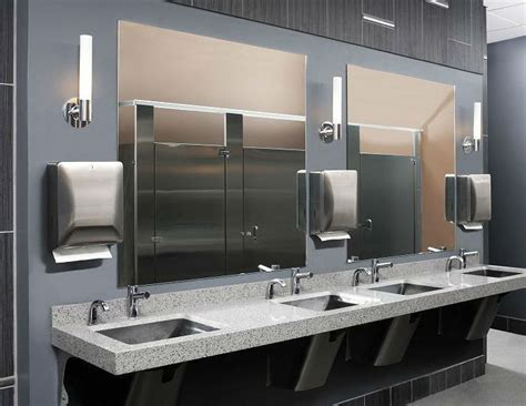 commercial bathroom fixtures lavatory commercial sensor faucets