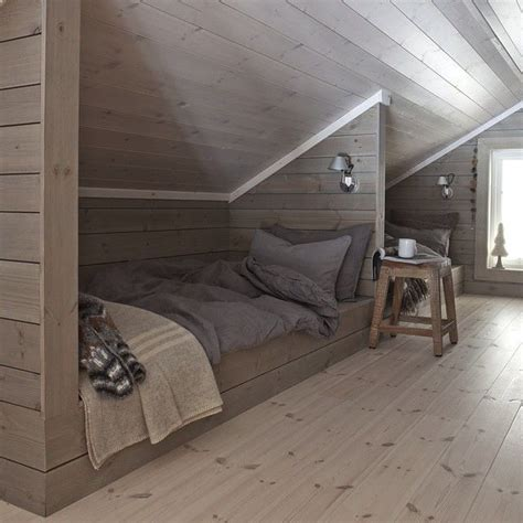 Attic Bunk Room Ideas - idea for our hems mountain lodge ideas