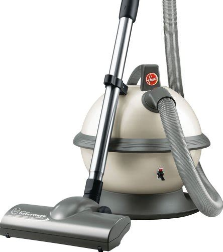 Cheapest Vacuum Cleaners Hoover S3341 Constellation Bagged Canister Vacuum Cleaner