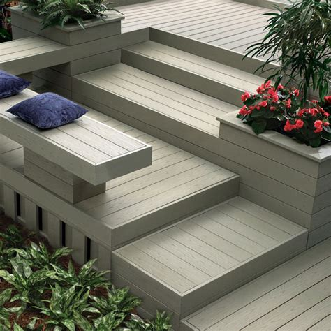 How To Install Pvc Decking by Wood Textured Pvc Outdoor Plastic Composite Decking Buy