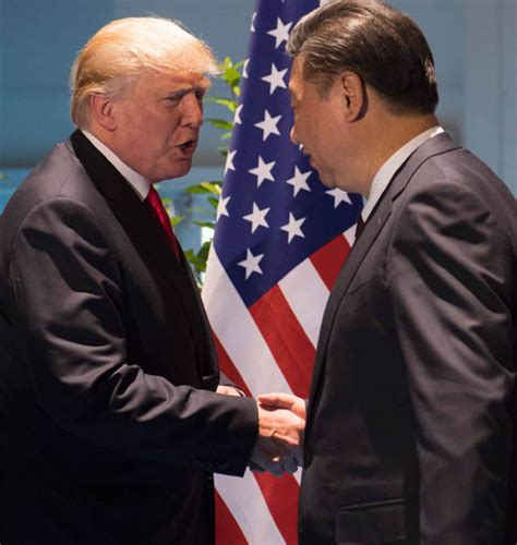 donald trump xi jinping north korea g20 summit trump says he will be victorious over north