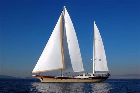 sailing boat cruises 2010 sumarine yachts 40 m custom gulet sail boat for sale