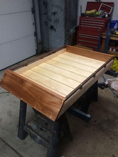 items on roof rack handmade wood roof rack handmade wood items