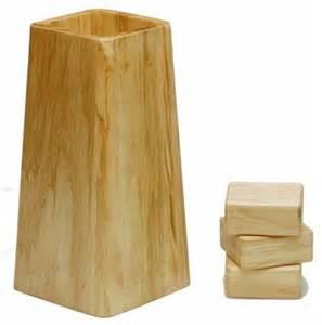 wood furniture risers furniture design ideas