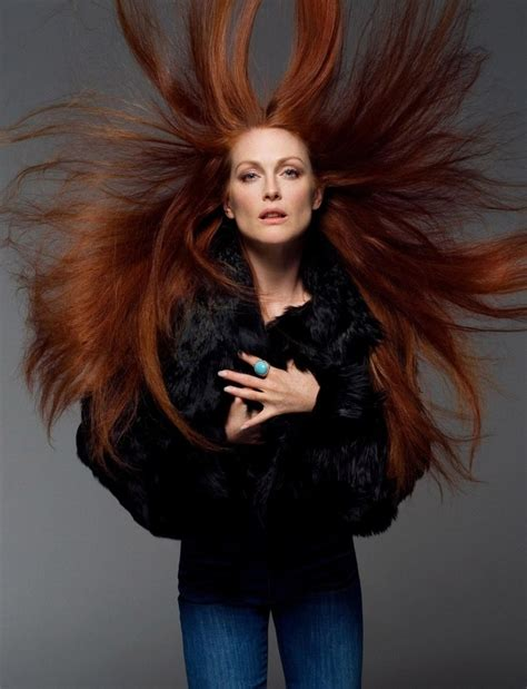 julianne moore natural hair color julianne moore hair and her hair on pinterest