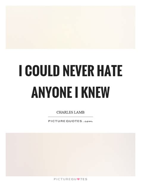 i could never hate you quotes i could never hate you quotes i could never hate anyone i