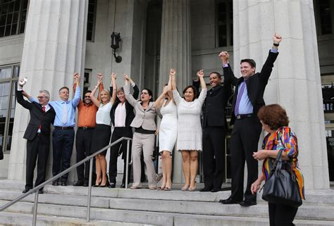 Miami Dade County Clerk Of Court Marriage Records Miami Judge Weds Gays And After Ruling Against