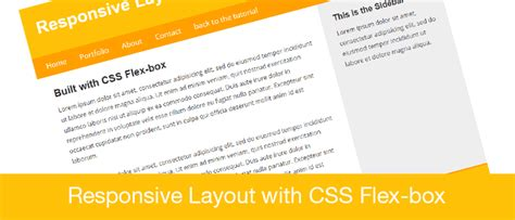 css layout responsive tutorial quelques liens utiles
