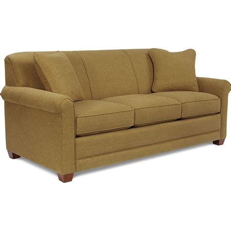 la z boy amanda casual sleeper sofa with premier