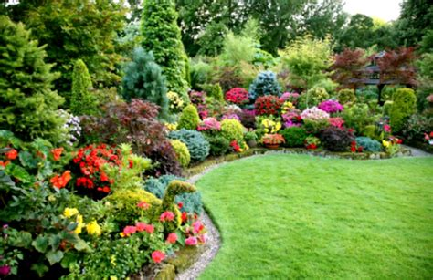 Small Garden Border Ideas Garden Decor Magnificent Decoration With Border Backyard Landscaping Flowers Fascinating Small