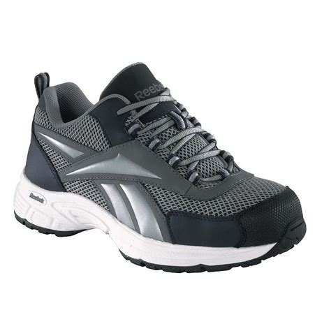 steel toed athletic shoes reebok womens steel toe athletic crosstrainer shoe rb485