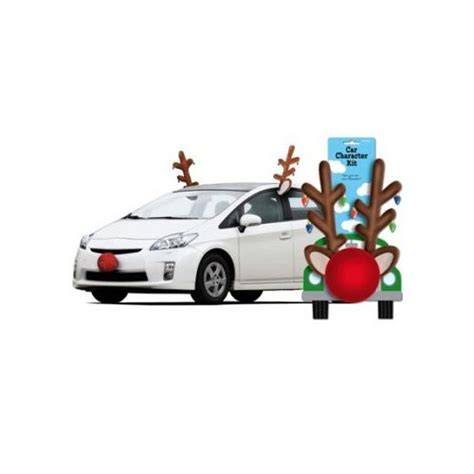 christmas decorations and accessories for your car