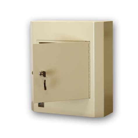 wall mounted locking protex sdl 400k wall mounted drop box with key lock gssdl 400k