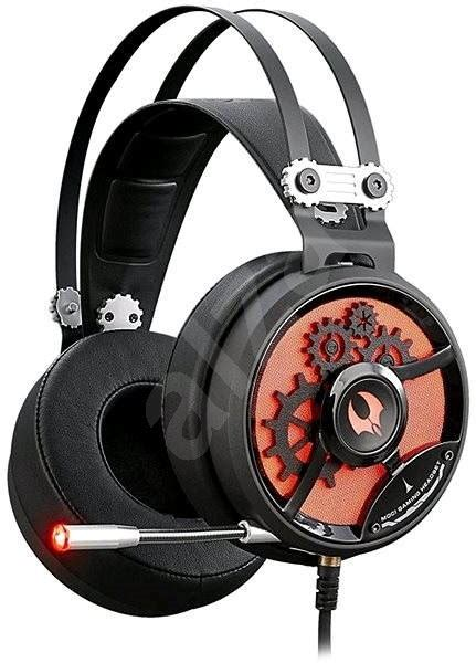 Murah Headset Gaming Bloody Moci M660 Original a4tech bloody m660 black headphones with mic alzashop
